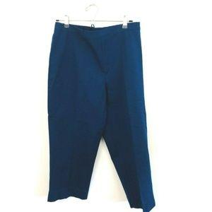 Isaac Mizrahi Live Pull On Capri Pants 16